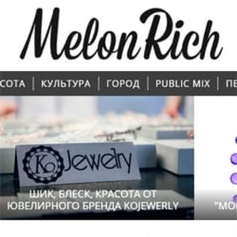 Публикация в Melonrich.ru